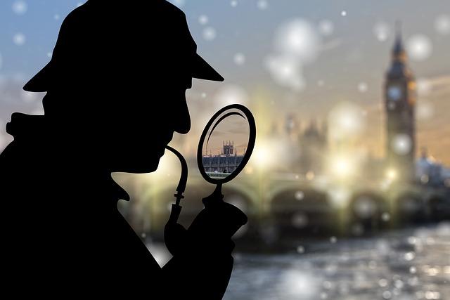 Ermittlungen in London in der Hörspielreihe die neuen Fälle von Sherlock Holmes