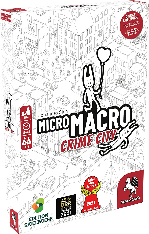 Spiel des Jahres MicroMacro